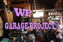 Garage Project / Ideas for my Shop, aka the garage. I will also be posting videos of my garage transformation here.