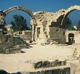All over Cyprus / Places to go outside the Famagusta area