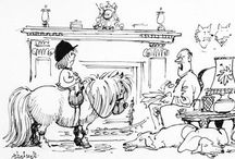 Thelwell reminisce