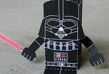 Star Wars Craft Ideas / Ideas for DIY crafts