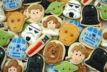 Star Wars Food / Recipes, food, party and holiday foods