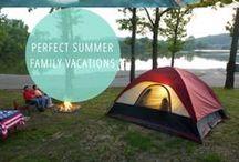 Family Vacations / Family vacation ideas, family getaways