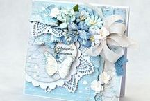 """Forget Me Not / Inspiration of our Design Team using """"Forget me not"""" collection."""