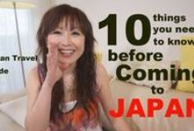 Experience Japan with YUKA / I'll show you about JAPAN!