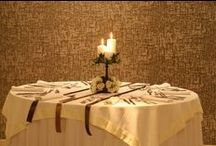 Table Decor Ideas & Centrepieces / Διακόσμηση και στολισμός τραπεζιών καλεσμένων.