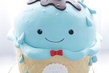 Сладости / cupcakes decoration, food
