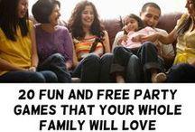 Family Fun Nights!
