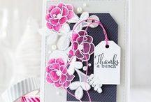 Magnolia Blooms / **RETIRED**