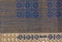 Nypläys / Bobbin lace