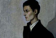 Portrait - Self-portrait