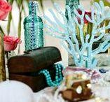 VIP wedding in the #Little Mermaid style