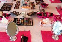 VISAGIEWORKSHOPS / Visagieworkshop Make-up Thema naar keuze