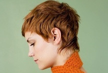 Ladies short hair inspiration