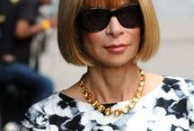Anna wintour / THIS WOMAN IS THE MAX