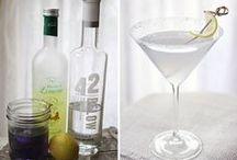 Drinks / Cocteles, bebidas frías y calientes