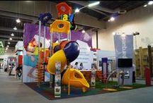 EXPO CIHAC 2013 / Play Club presente en la expo de la construcción más importante de la ciudad de México