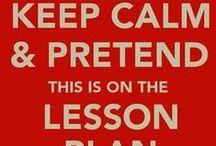 Teaching & Classroom Inspirations