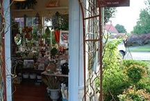 Port Townsend Shopping / Check out all the unique shops in Port Townsend. Many one of a kind gifts and art can be found in this Victorian Seaport Community!