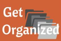 Get Organized / Organize and declutter before you list your home for sale!