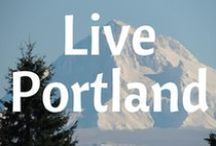 Live Portland / Get out and explore everything that Portland, Oregon has to offer:  activities, events, places to go, things to do.