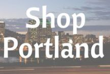 Shop Portland / Our favorite Shopping, stores, groceries, clothes and everything else in Portland, Oregon.