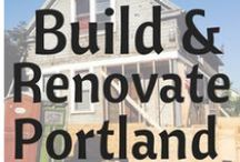 Build & Renovate / Building, renovating, making changes to your home.