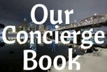 Our Concierge Book / A reference guide to the service providers in Portland that we trust and recommend most often.