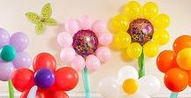 Birthday Parties / Ideas for birthday parties for my kiddos.
