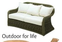 Outdoor Furniture / The Best outdoor furniture for your lifestyle