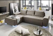 Schlafsofas / Chillen - schlafen - couchsurfen - Wir haben Schlafsofas für alle Gelegenheiten.