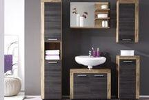 Badezimmer Ideen / Sie sind auf der Suche nach Ihrem persönlichen Traumbadezimmer? Hier finden Sie Inspiration für 8 individuelle Einrichtungsstile!