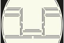 Pop Up Card Oval Dutch Doobadoo / Niet alleen door mij gemaakt