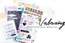 March 2016 Embellishment Kit