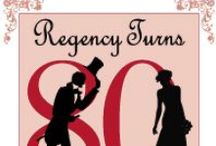 Regency Turns 80 - A year with Georgette Heyer / The Beau Monde celebrates Georgette Heyer and the 80th Anniversary of Regency Romance.