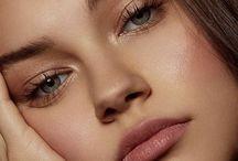 maquillage / make up inspiration.