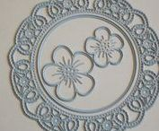 Flower doily LR0388 - Marianne Design - Creatables