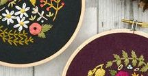 Cross stitch & embroidery love