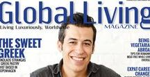 ISSUES | Global Living / Collection of Global Living Magazine issues
