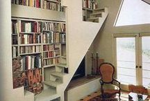 Dream Home Library / In our dreams...