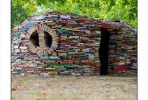 Bookish Hideouts  / Hideouts all over the world for our book lovers.