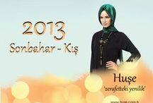 2013 Sonbahar-Kış koleksiyonu / Huşe 2013 Sonbahar-Kış katalog resimleri
