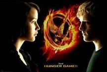 Hunger Games trilogy / May the odds be ever in your favor.  Real or not real??    REAL!!  / by Katey Hartwig