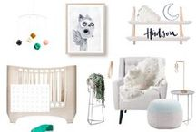 Nursery Ideas / These design boards are by Hayley at This Little Love. Please email all enquiries to hayley@thislittlelove.com.au