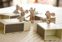 Craft- Matchbox / by Lori Berry
