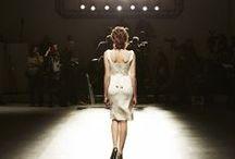 Models, runways, fashion