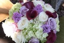 Beautiful Boquets / by Sunshine Flowers Wedding & Event Design