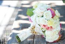 Bridal Bouquets / A few favorites...