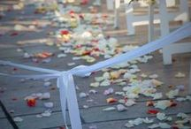 Ceremony Decor / Ideas and examples to make the perfect day...