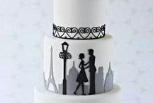 Silhouette Cakes / Silhouette Cakes will be making an appearance as one of the skills taught in our cake decorating courses for 2015. Visit us at http://caketinznthingz.com.au for more information