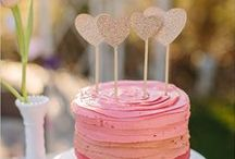 Valentine's Day Cakes / Sweet treats for the one you love